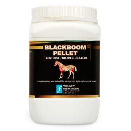 BLACKBOOM HORSE PELET